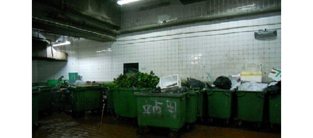 Refuse Rooms / Grease Traps